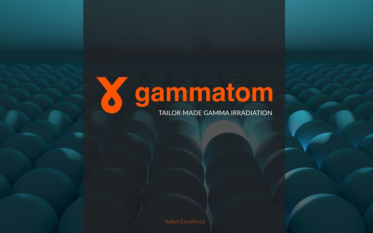 copertina company profile Gammatom