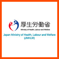 logo ministry of health japan
