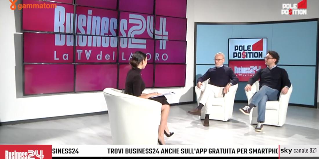 Business TV24 dedica un approfondimento a Gammatom®